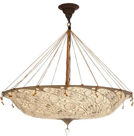Parasol chandelier by mariano fortuny y de madrazo on artnet parasol chandelier by mariano fortuny y de madrazo aloadofball Choice Image