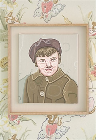 edna (british evacuee) by julie roberts