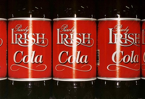 irish cola from common sense by martin parr