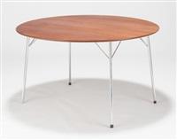 model 3600 (table) by arne jacobsen