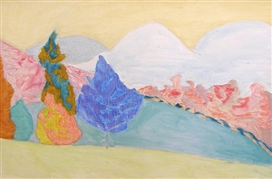 mountains & meadows by sally michel avery