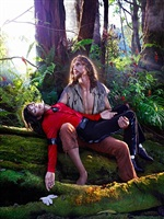 american jesus: hold me, carry me boldly by david lachapelle