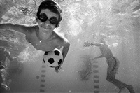 footballer, club med gregolimano, greece by damion berger