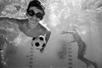 footballer, club med gregolimano, greece by damion berger