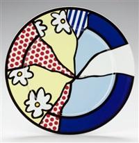 künstlerteller by roy lichtenstein