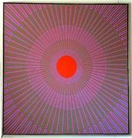radiant heat by richard anuszkiewicz