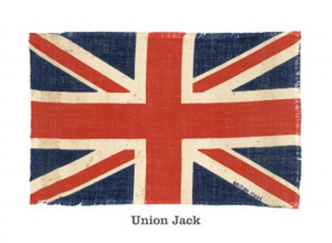 union jack by peter blake