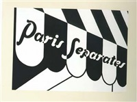 Paris Separates, 1973