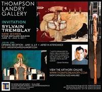 exhibition by sylvain tremblay