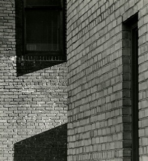 untitled architectural study by andré kertész