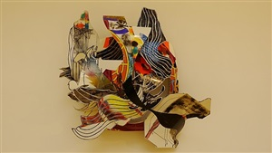 the sermon by frank stella