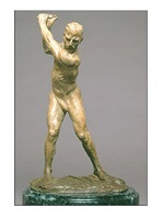 anatomy of a golfer i by richard macdonald
