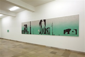 installation view by hendrik krawen