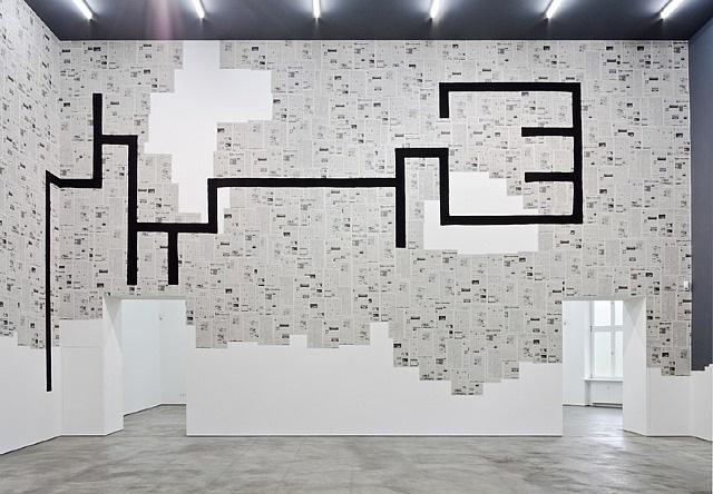 single strand: forward motion by andrea zittel