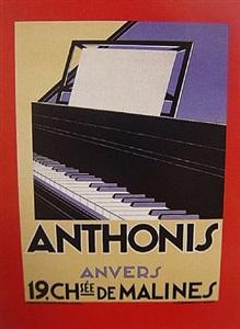 anthonis piano