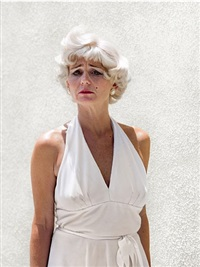 anonymous, los angeles, 2008 by katy grannan