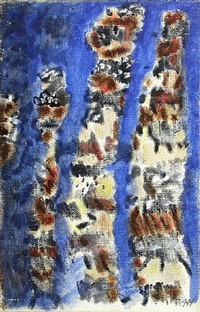 sans titre (mp 1871) by henri michaux