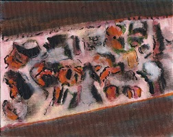 sans titre (mp 1386) by henri michaux