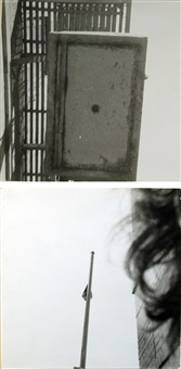 toe-touch by vito acconci