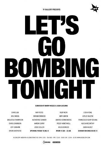 let's go bombing tonight!