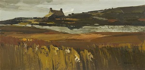 well and cottage, caerns by donald mcintyre