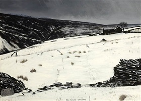 the pennine landscape by peter brook