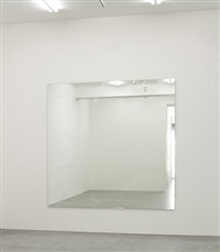 mirrorpiece #11 by robert barry