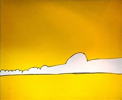 yellow series no. 76-3 by harry brorby