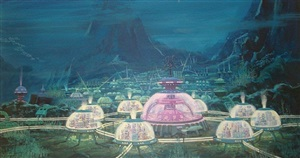 mgm studios: voyage to the bottom of the sea<br><i>the city beneath the sea</i>