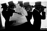 givenchy hat by frank horvat