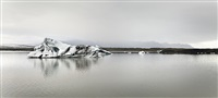 iceberg i (islandia 2006) (eisberg i, island 2006) by josé maria mellado
