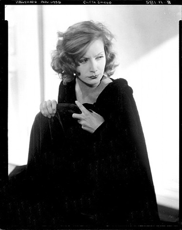 greta garbo, hollywood by edward steichen