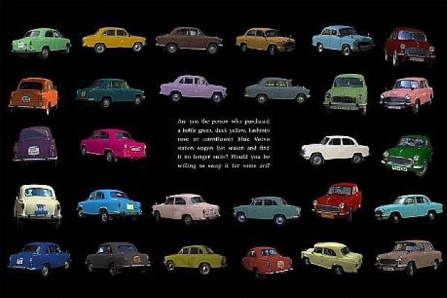 28 ambassador cars by sarindar dhaliwal
