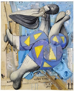 hommage à picasso by eric liot