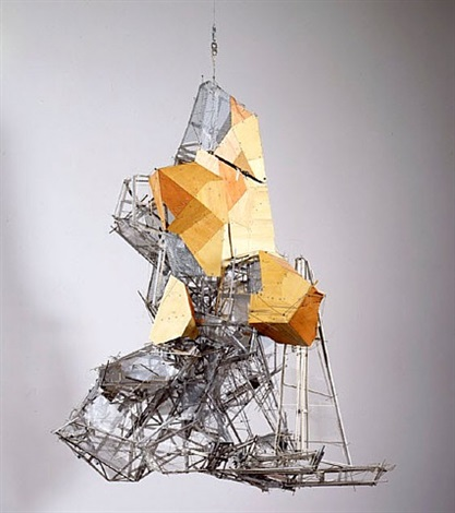 untitled sculpture w1 by lee bul