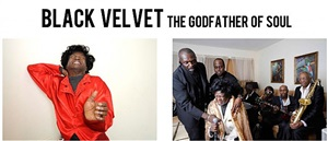 black velvet - the godfather of soul by kelsey bennett