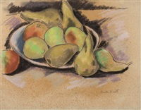pears and apples by marsden hartley