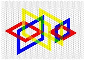 cuadrados iii by david magán