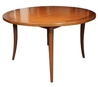 harvey probber dining table by harvey probber