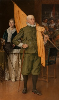 the old guard of the house of orange by walter macewen