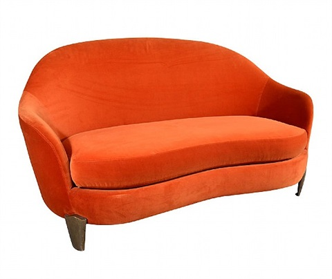 love seat by elizabeth garouste and mattia bonetti