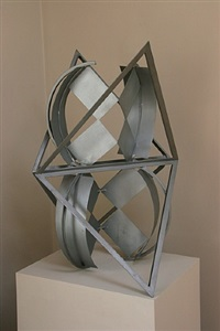 diamond maquette by phillip king