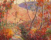 fall's beginning by selden connor gile