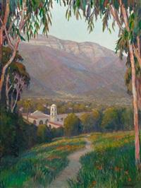 pathway to ojai by william dorsey