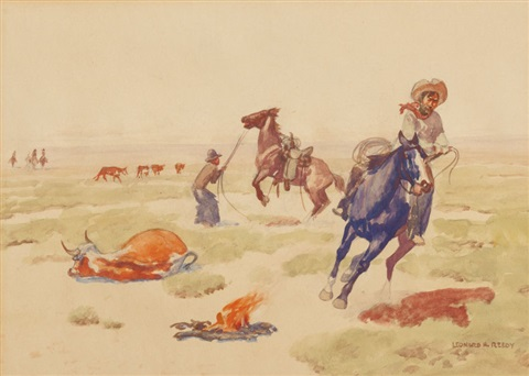 Rustlers, Rival Tribes, Sioux Indian, and Ponies Indian