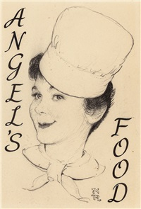 chef by norman rockwell