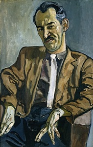 phil bard by alice neel