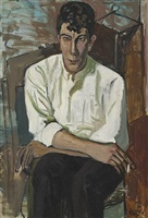 purvis by alice neel