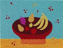 fruits epsob by yayoi kusama