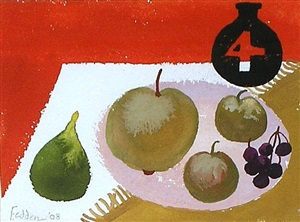 still life 4 by mary fedden